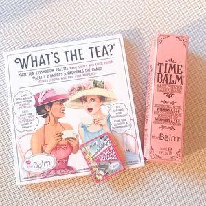 The Balm Makeup Lot - Hot Tea eyeshadow palette